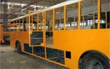 School bus design body