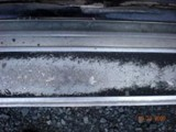 Bus Boarding and Alighting, worn surfaces