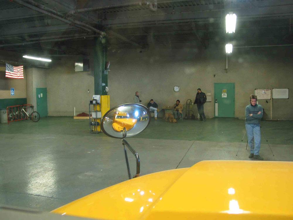 Mirror Usage And Adjustment Transportation Alternatives